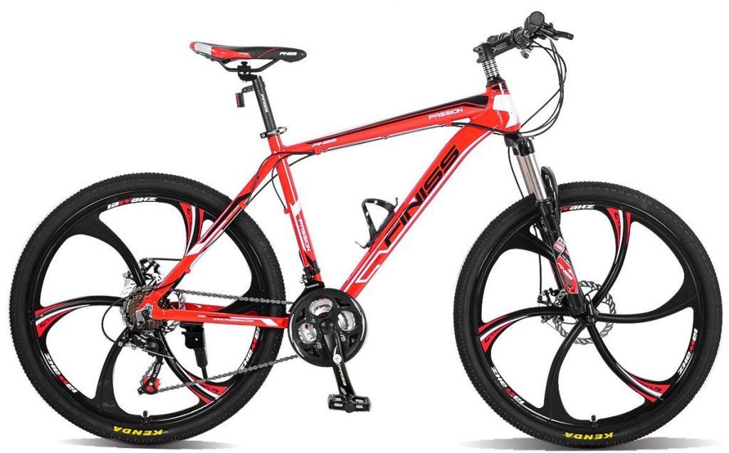 Mountain Bike Reviews >> Merax Finiss 21 Speed Mountain Bike Review Mountain Bikes Pro