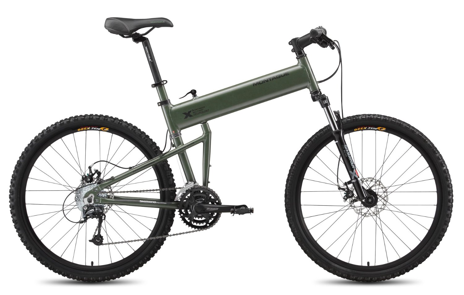 best folding mountain bike for the money