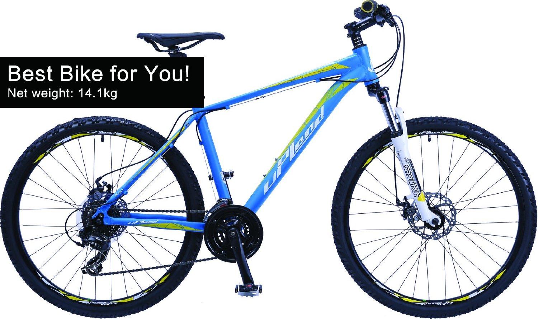 Upland X90 Hard tail Mountain Bike Review - Mountain Bikes Pro