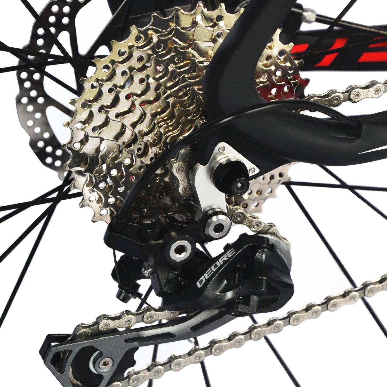 BEIOU Carbon Fiber 650B Hardtail Mountain Bike