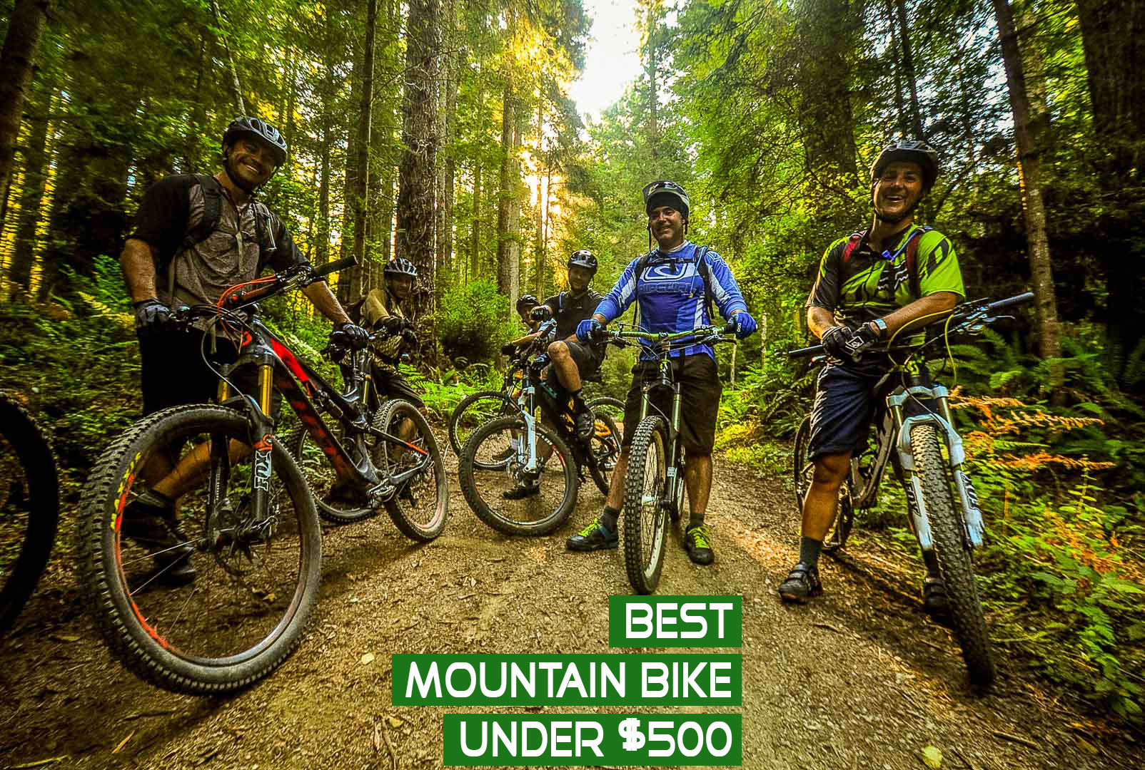 Editors Choice 10 Best Mountain Bikes Under 500