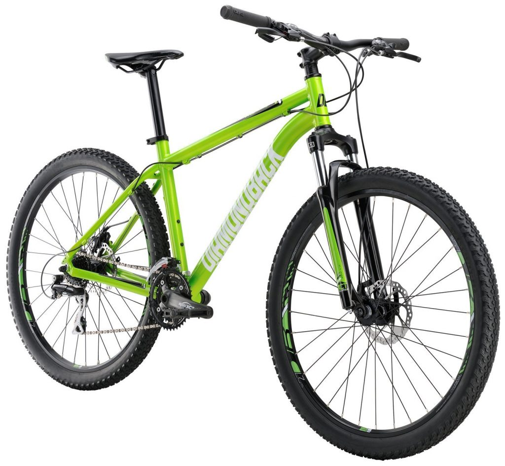Best Mountain Bikes Under $500 - Diamondback Bicycles Overdrive ST Hardtail Mountain Bike
