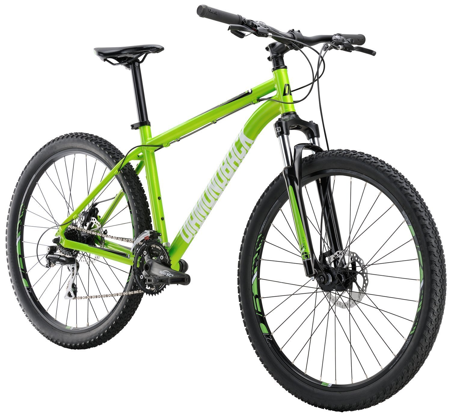 Diamondback Bicycles Overdrive ST Hardtail Mountain Bike Review