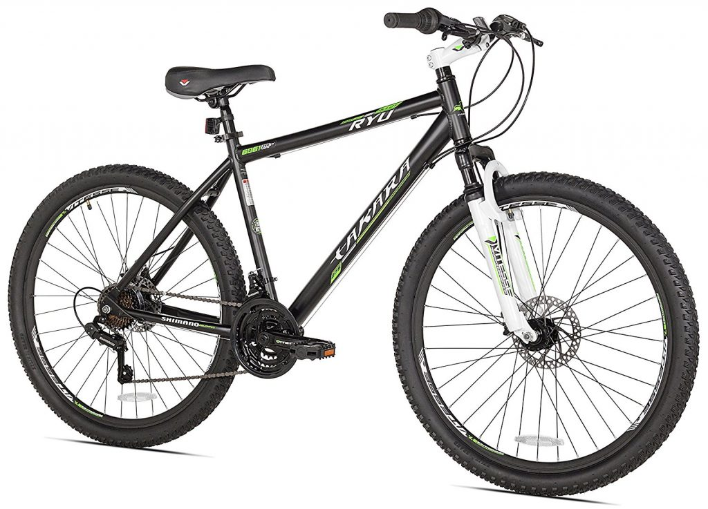 The Best Mountain Bikes For $500 - Takara Ryu Front Suspension Disc Brake Mountain Bike