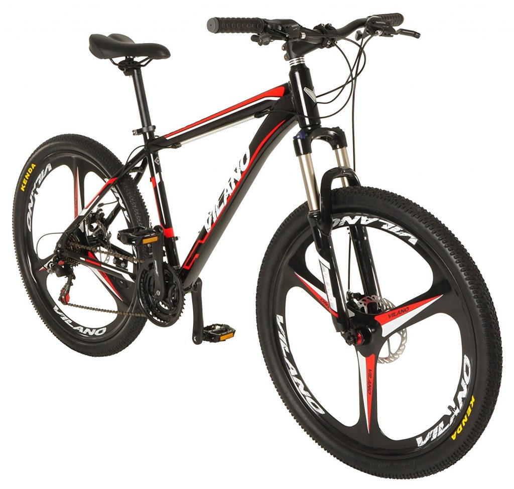 Best Mountain Bikes Under $500 - Vilano Blackjack 3.0 29er Mountain Bike