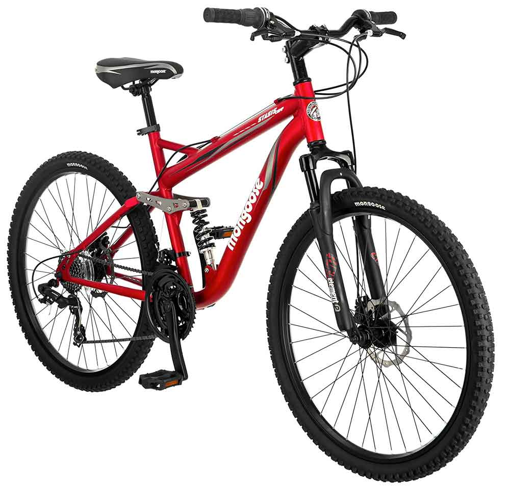 Best Mountain Bikes Under $500 - Mongoose Stasis