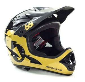 The Best Mountain Bike Helmet - SixSixOne Recon Stealth