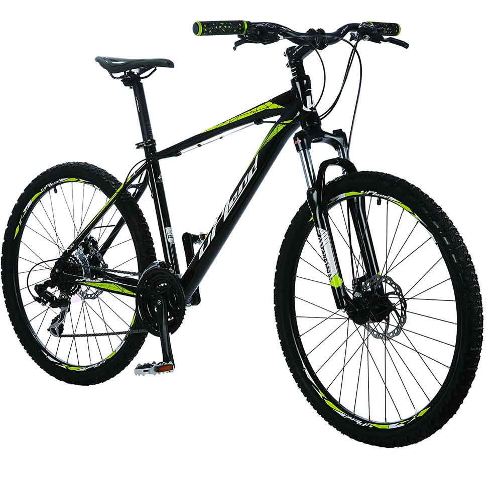 Upland X90 26 inch Black and Green